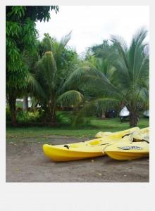 Riu Guanacaste Kayak
