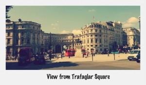 trafaglar square