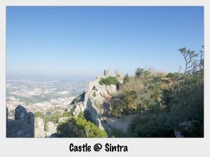 Castle at Sinta