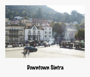 Downtown Sintra