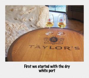 Taylors white port