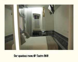 Teatro B&B Room1