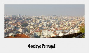Goodbye Portugal