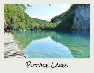 Plitvice Lakes text
