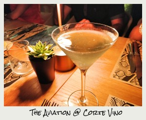 Aviation Martini Zadar Corte